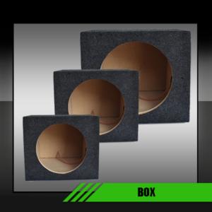 BOX PER SUBWOOFERS